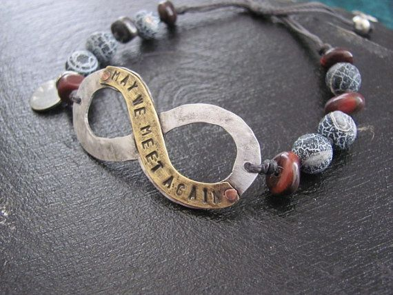May We Meet Again The 100 cw Beaded Necklace