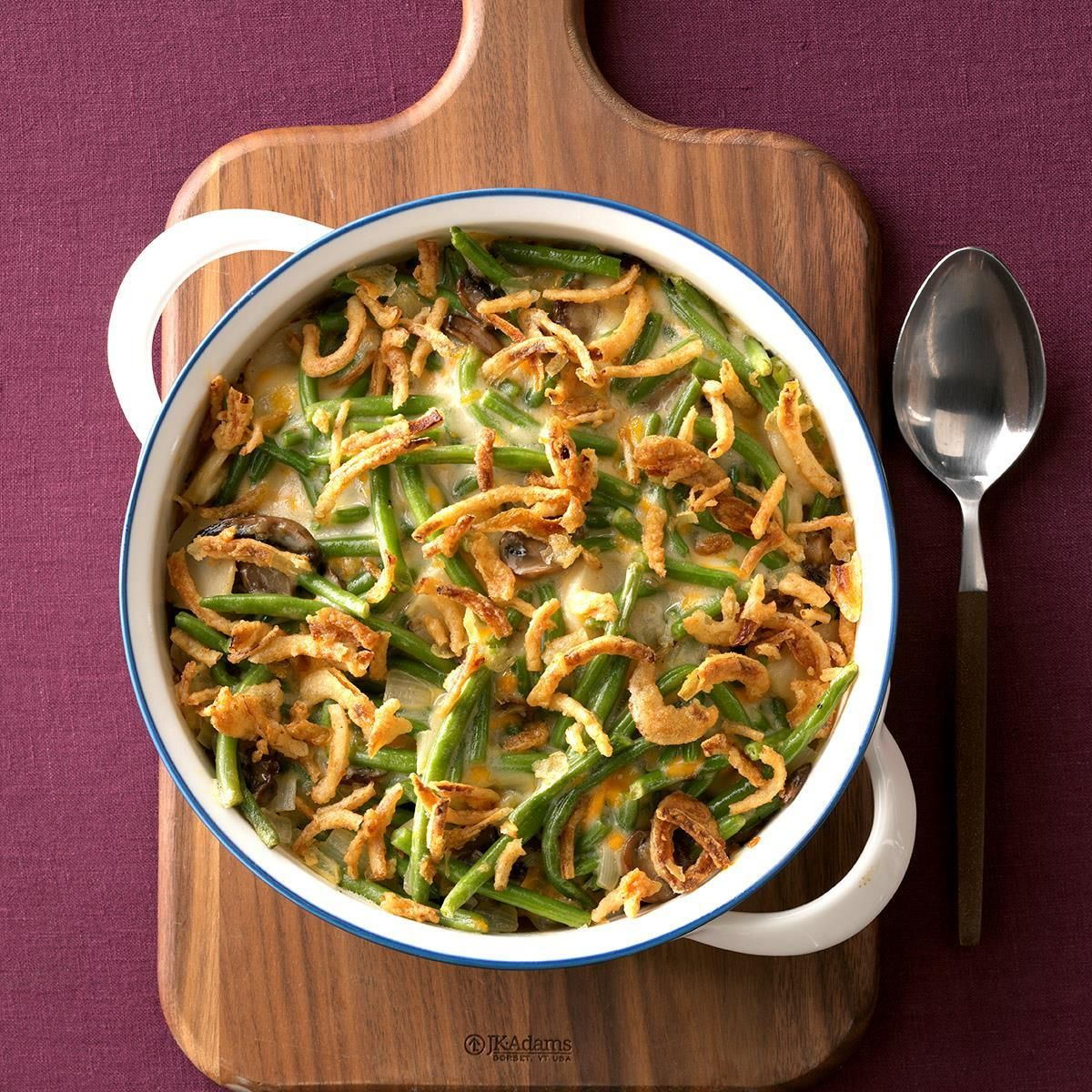 Green Bean Casserole, Food