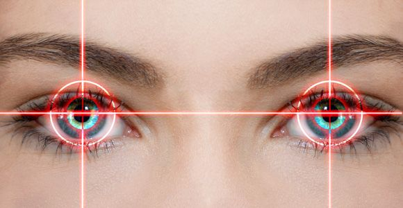 Contact Lenses With Infrared Vision Researchers At The University Of Michigan Led By Electrical Engineer Zhaohui Zhong H Cool Technology Cool Tech Cataract