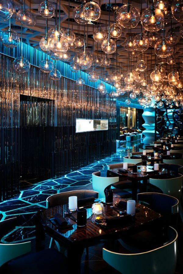 The Ozone Restaurant Rtz Carlton Hong Kong Is 1 Of The 10 Coolest