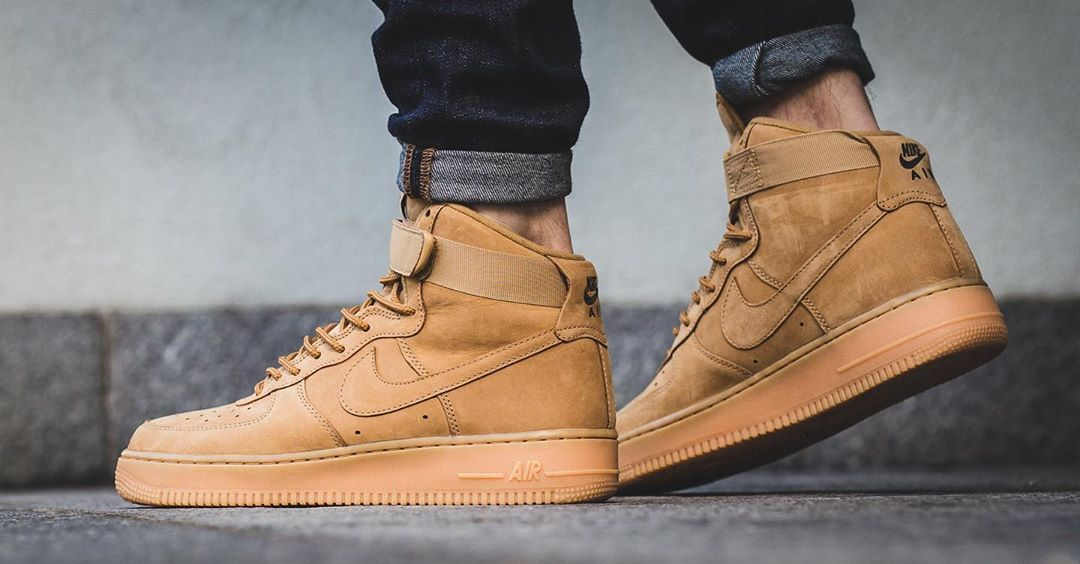 Rayastealsnike Air Force 1 High Lv8priced At Rm 550 Below