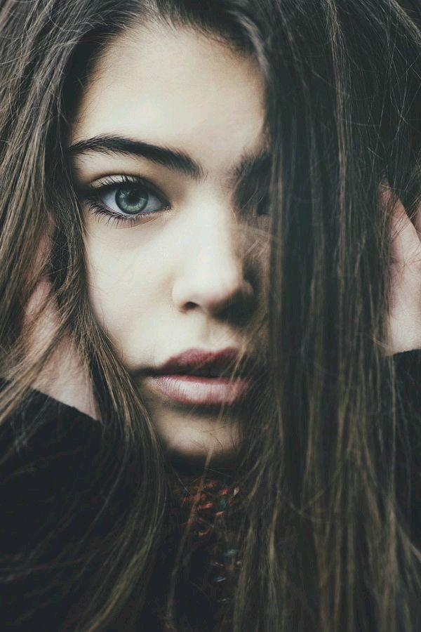 Evangelina Nickname Eve Portrait Photography Girl Photography