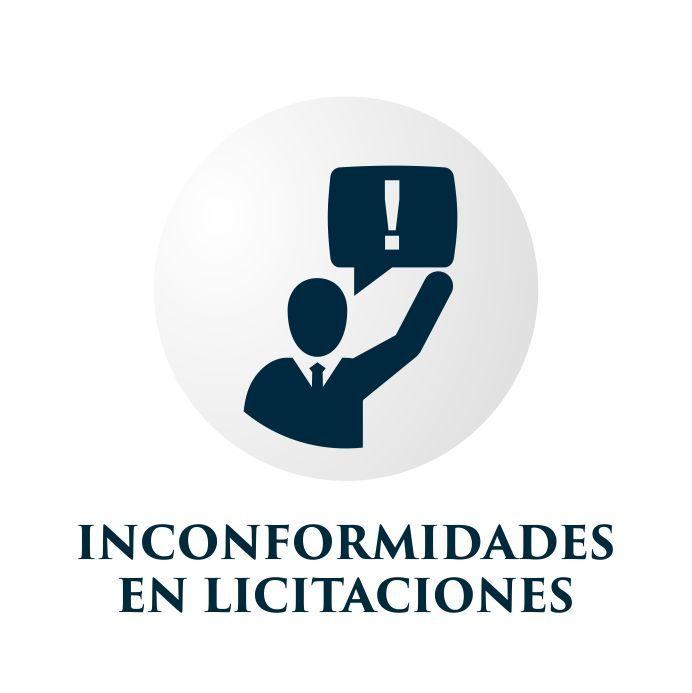 Inconformidades en Licitaciones
