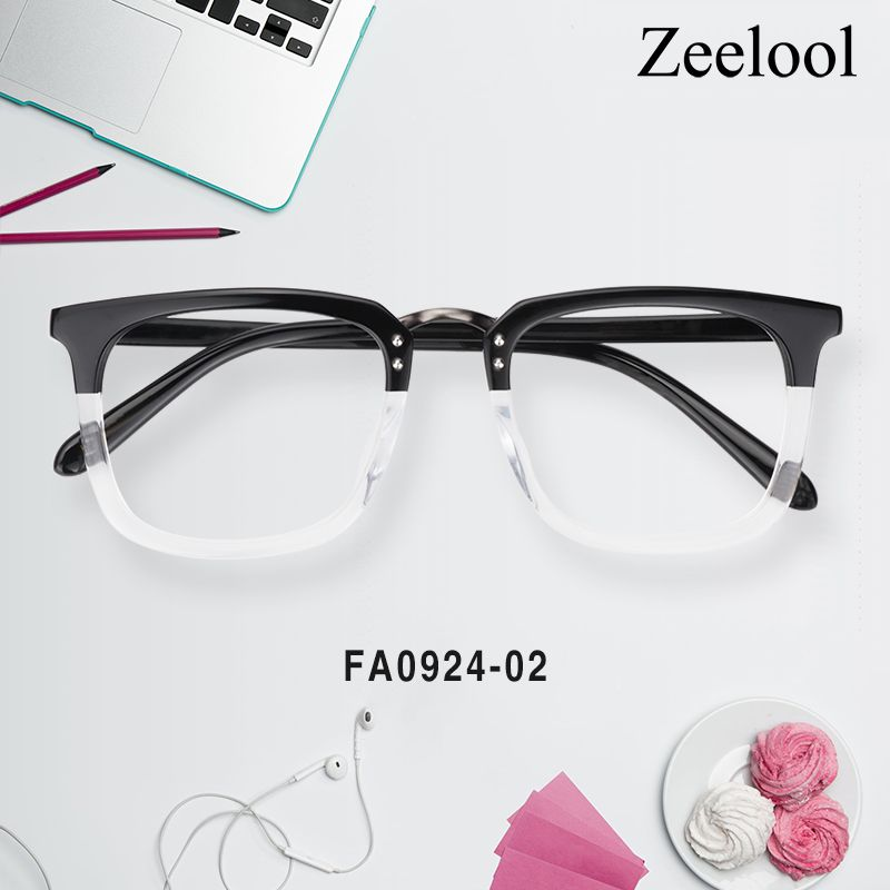 74e902fe6c Pin by Zeelool Optical on Rectangle! show your temperament! in 2019 ...