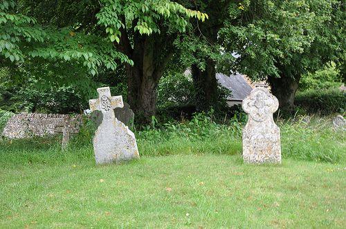 Adlestrop headstones -279