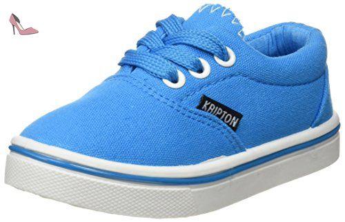 new concept 2fef0 feaf8 Kripton-Sneaker Halley Bleu Royal Taille 31 - Chaussures kripton  ( Partner-Link