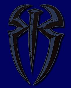 Roman Reigns Logo The Shield Roman Reigns Roman Reigns Logo