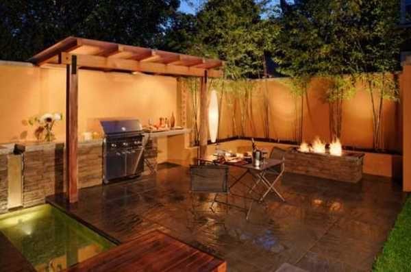 Backyard Barbeque Backyard Bbq Patio Designs Backyard