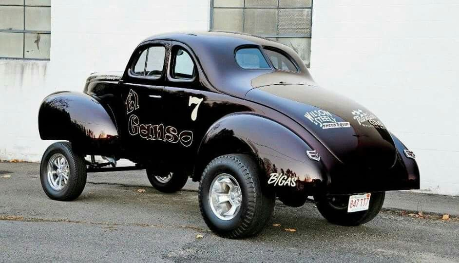 40 Ford, gasser style    | Interesting and/or Unusual Vehicles That