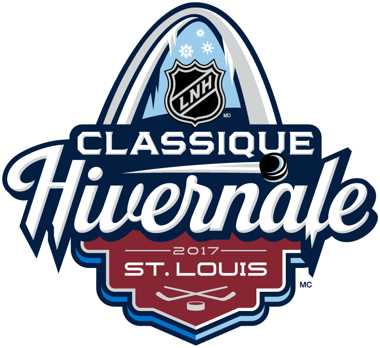 NHL Winter Classic French Logo
