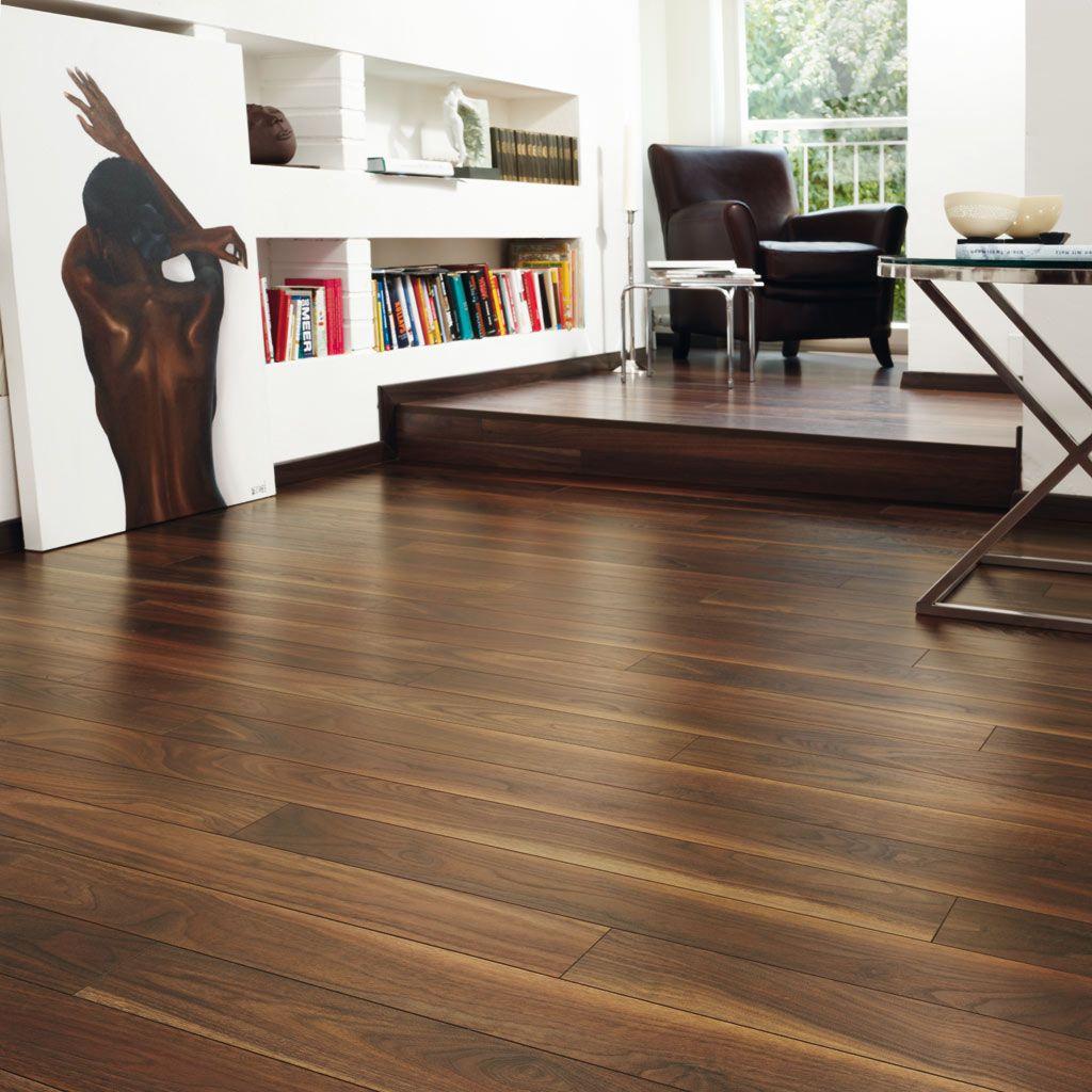 Nice Laminate Wood Flooring And Dog Urine Walnut