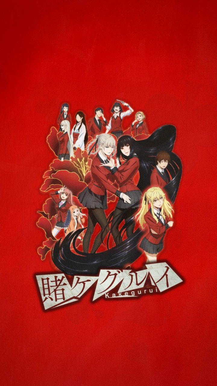 Kakegurui wallpaper kakegurui wallpaper anime