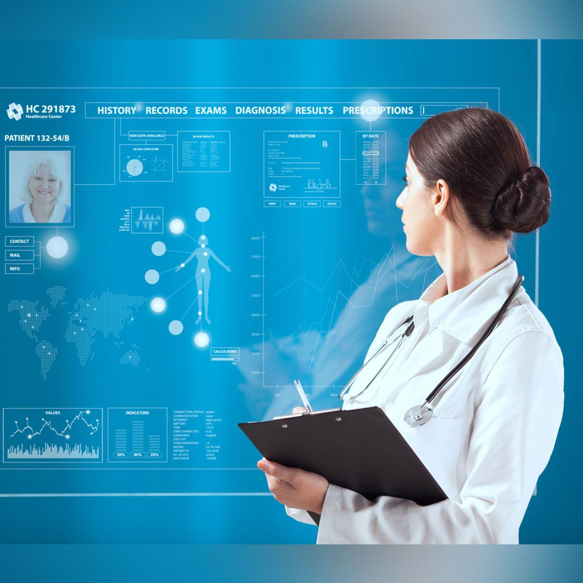 Trending Report on Healthcare Information Systems Market
