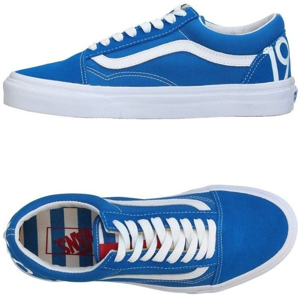 8e7e8820e2 Vans Low-tops   Sneakers ( 84) ❤ liked on Polyvore featuring shoes ...