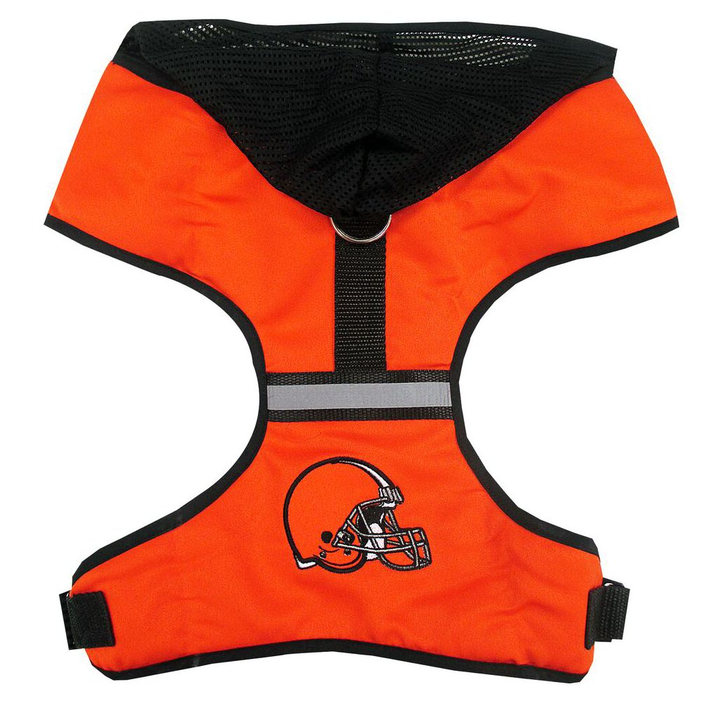 Cleveland Browns NFL Dog Harness size  Medium 6bae19a96