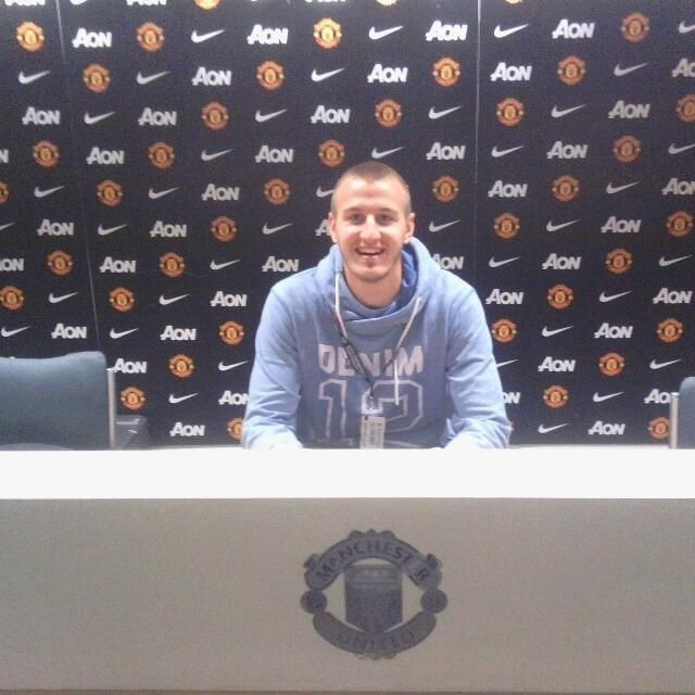 Vanja Milinkovic Savic will join United in 2015