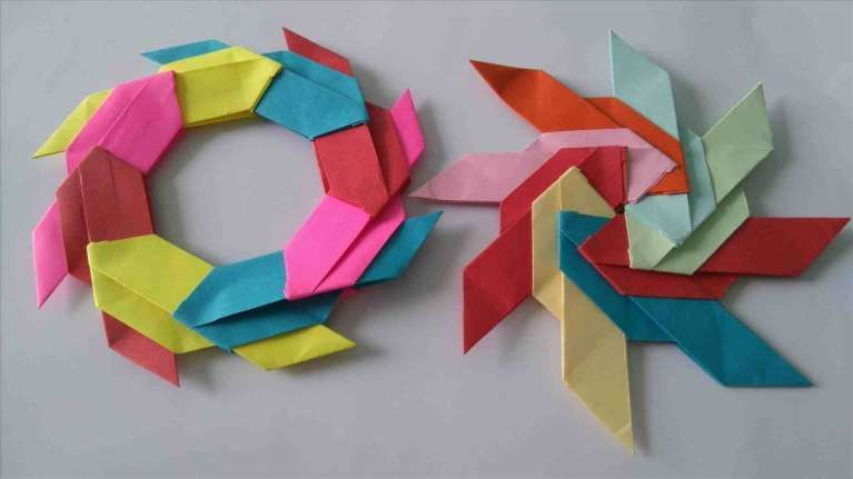 New Origami Toys That Tumble Fly And Spin Best Photos For World