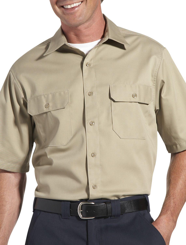 f957a8c6351 Carhartt® Short-Sleeve Twill Work Shirt