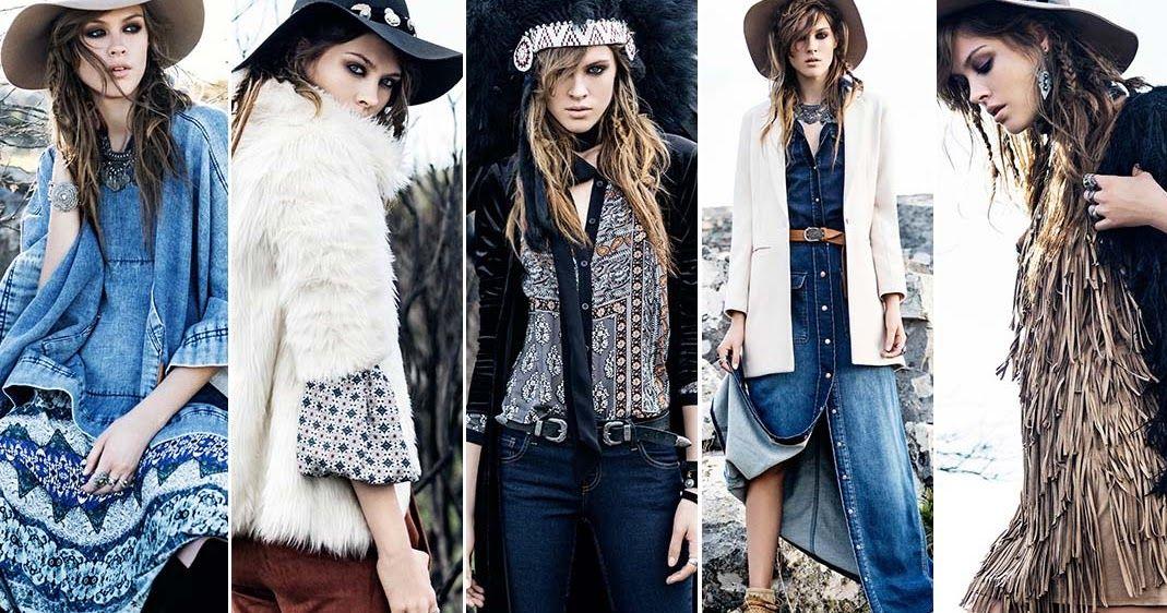 tucci otoo invierno estilo boho y folk urbano en ropa de mujer invierno