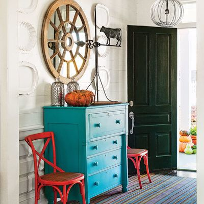 Cottage Entry - Fabulous Foyer Decorating Ideas - Southern Living