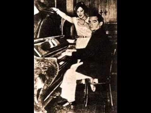 Federico García Lorca y la Argentinita Nana de Sevilla