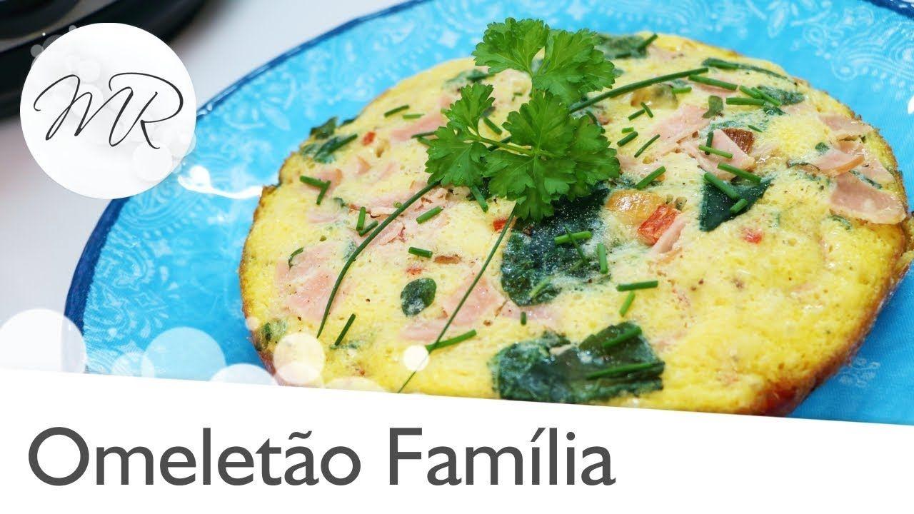 Omeletao Familia Na Panela De Pressao Eletrica Receitas Na