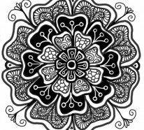 Auf Sanskrit bedeutet Mandala '' Kreis''. Der Kreis ist ein Symbol für Vollkommenheit, Ewigkeit, Einigkeit und Vollständigkeit. Diese... Mandala Vorlagen