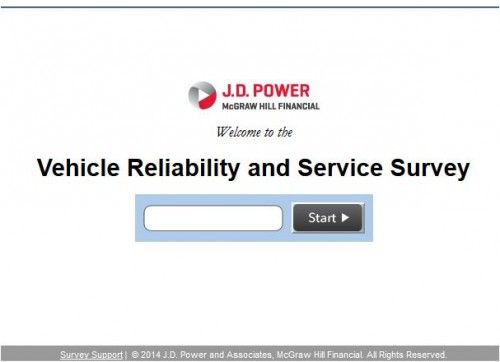 J D Power Vehicle Reliability And Service Survey Www