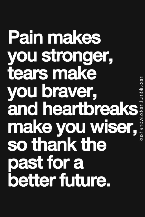 Thank you for the broken heart quotes