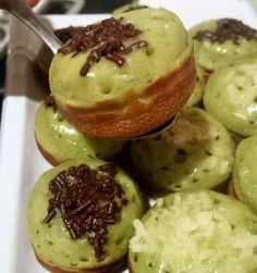 Resep Kue Cubit Green Tea Enak Dan Harum Aromanya Beserta Tips Cara Membuat Adonan Kue Cubit Anti Bantat Kue Cubit Green Tea Merupakan Sal Resep Kue Resep Kue
