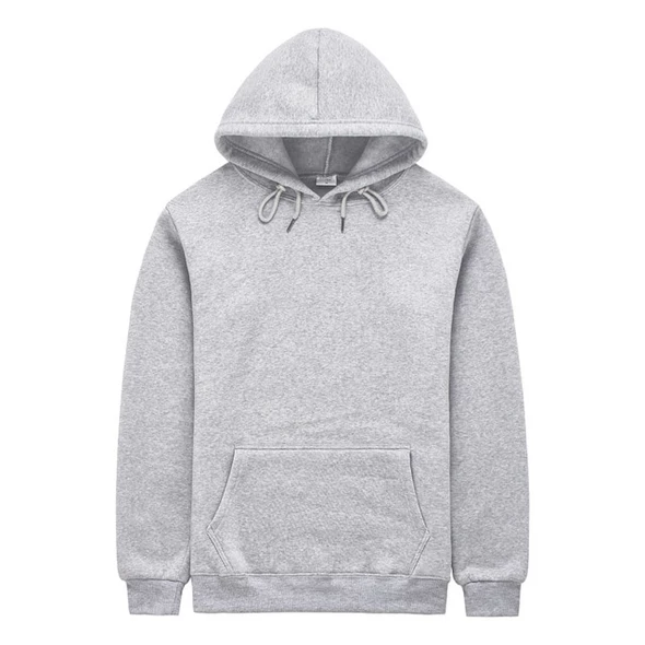 Solid Color Thick Fleece Mens Sweatshirts And Hoodies Pullover Casual Geekbuyig Casual Pullover Hoodies Mens Sweatshirts