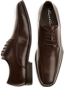 Kenneth Cole Fancy That Dark Brown Leather
