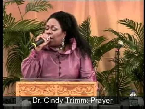 HEALING PRAYER by Dr  Cindy Trimm     play this for yourself