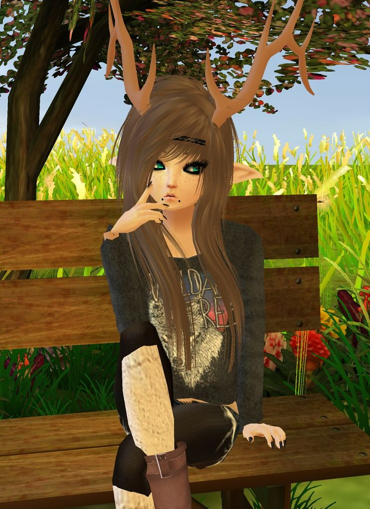 So what if I'm different? Imvu, Avatar, Character