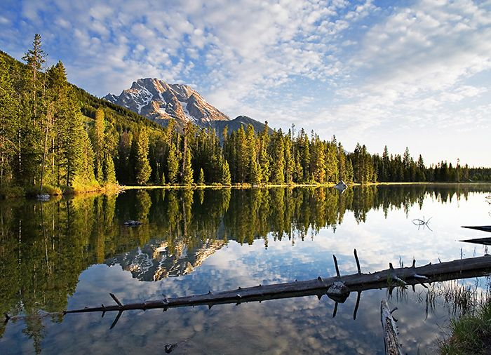 String Lake, WY