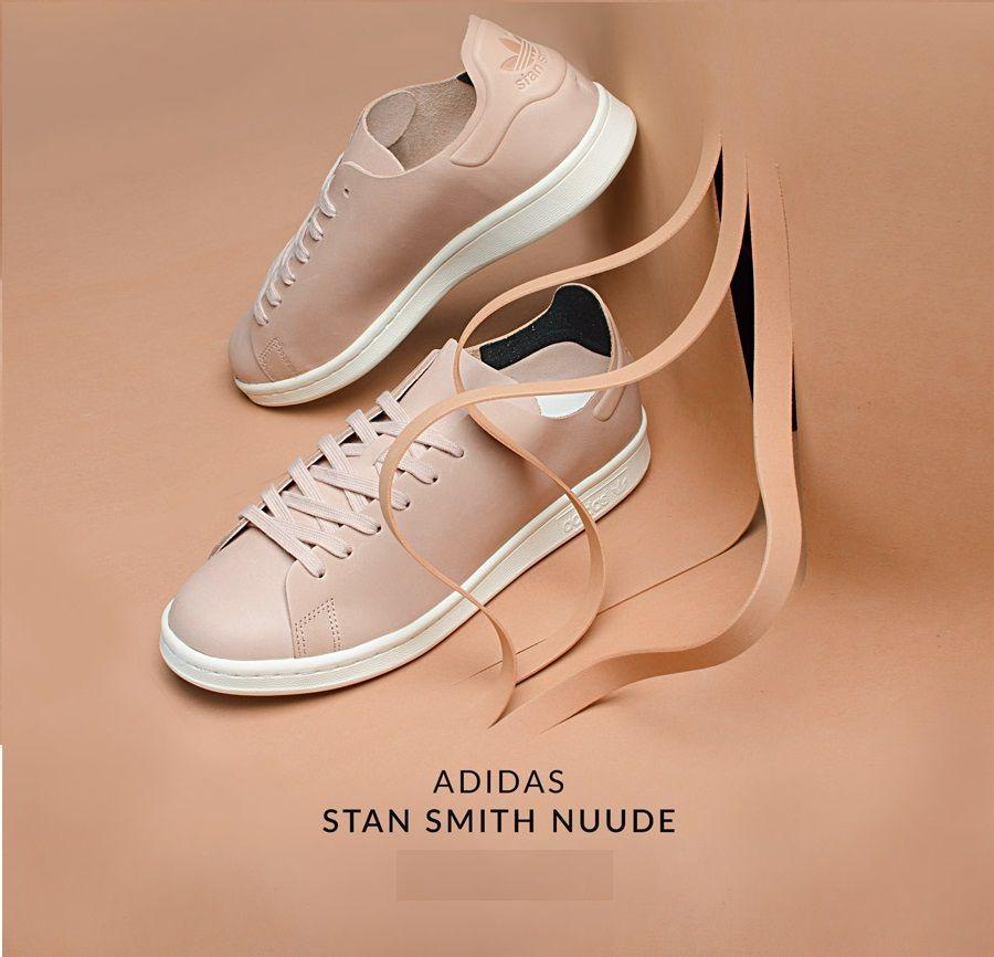 adidas originali stan smith nudo scarpe indossare pinterest