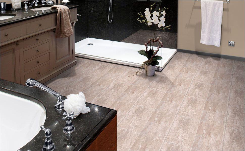 Billig pvc bodenbelag für badezimmer -   Bodenbelag bad ...