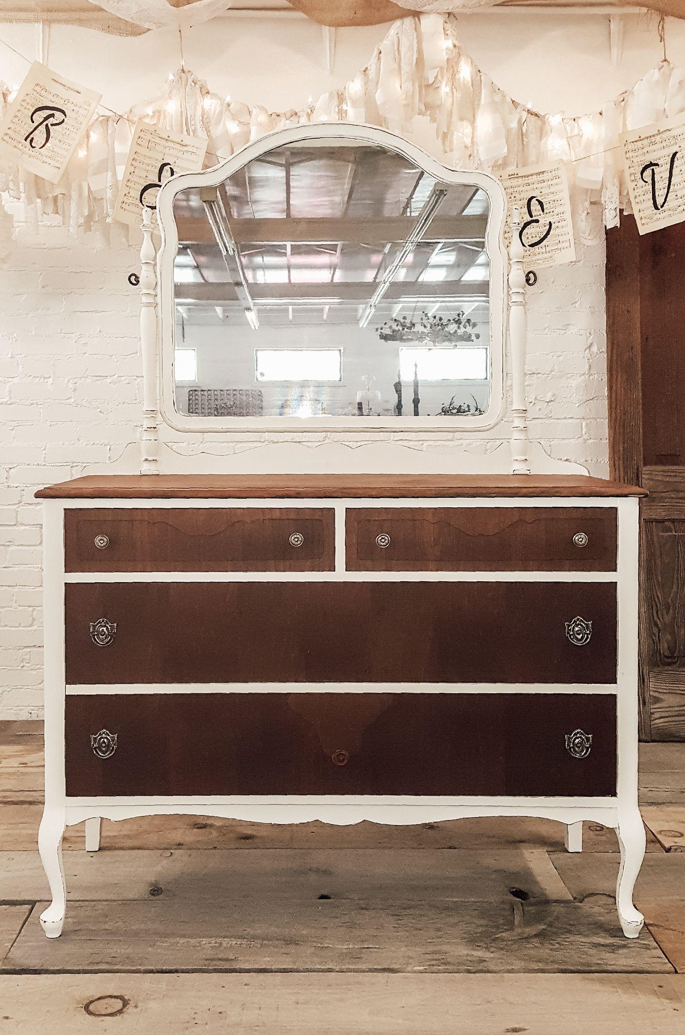 White Painted Dresser White Distressed Dresser Painted Dresser Distressed Dresser [ 2048 x 1355 Pixel ]