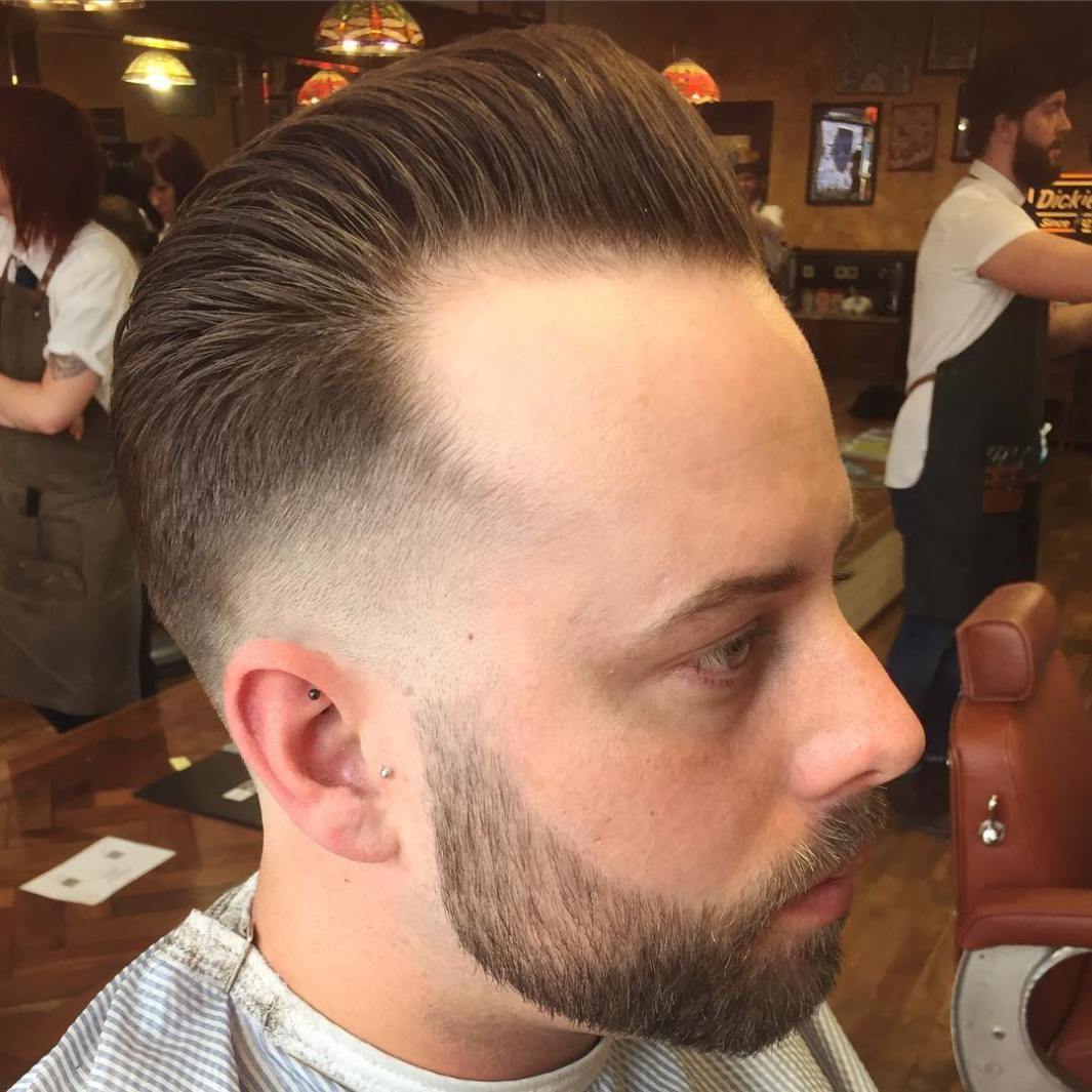 50 Classy Haircuts and Hairstyles for Balding Men   Bald ...