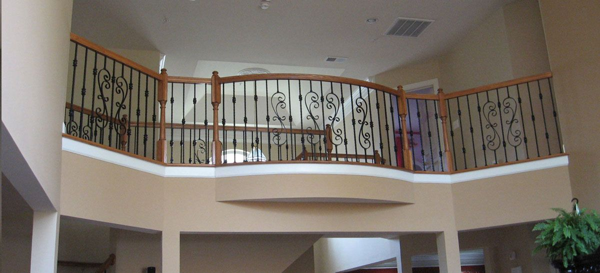 High Quality Iron Swap Shop   Iron Stair Rail Balusters In Maryland, DC And .