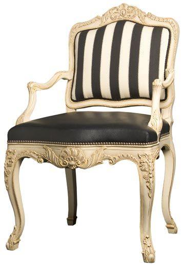 Idea For Seat Different Colour To Back Perhaps In Chocolate Slate Or Beige Linen Fauteuil Chaise Fauteuil Chaises D Origine Francaises