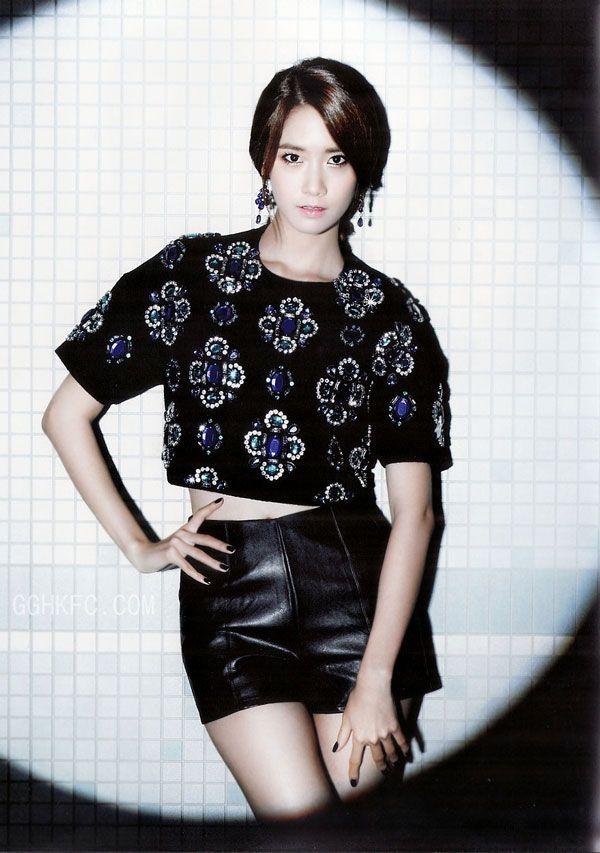 SNSD Yoona Flower Power