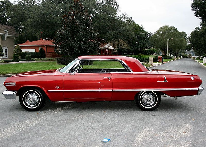 1963 Chevrolet Impala SS 409 | MJC Classic Cars | Pristine Classic Cars For Sale…
