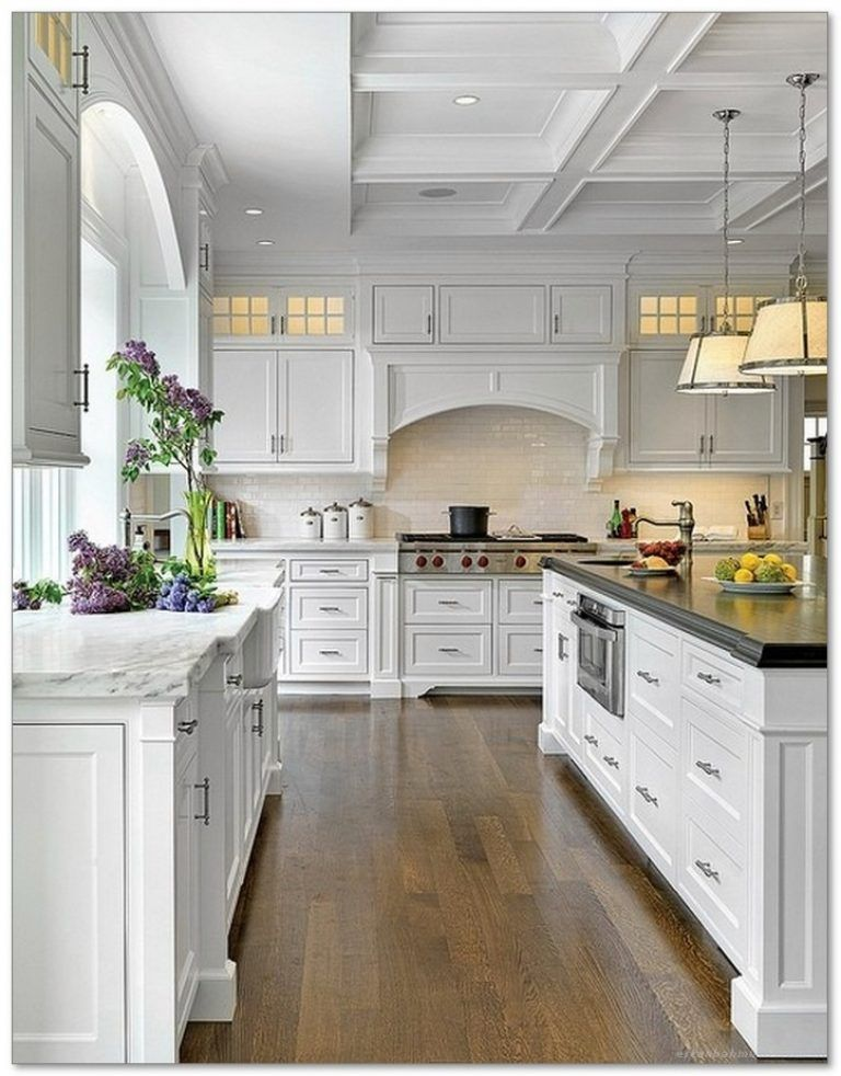 60 French Country Kitchen Modern Design Ideas 41 | French Country ...