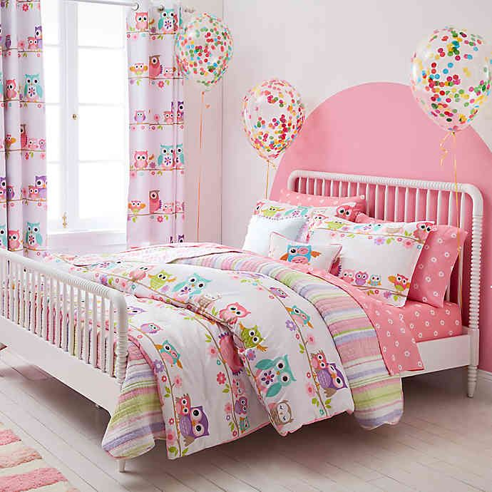 Photo of Mi Zone Kids Wise Wendy Bedding Collection | Bed Bath & Beyond