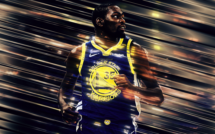 Download Wallpapers Kevin Durant Golden State Warriors American Basketball Player Nba Forward Basketball Oakland California United States Besthqwallpape Basketball Quotes Girls Basketball Players Kevin Durant