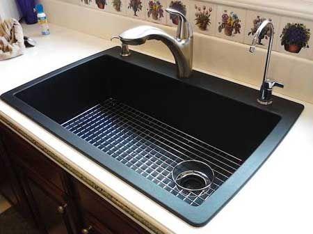 Bon Blanco 440194 Diamond Super Single Bowl Kitchen Sink