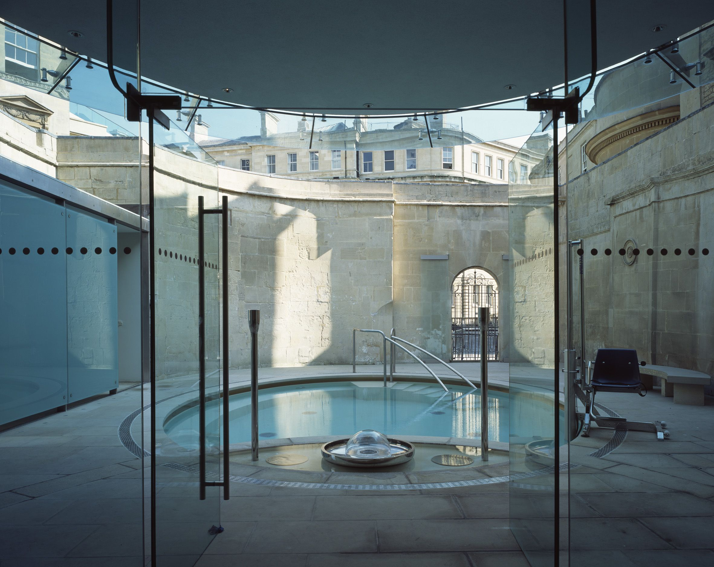 Bathing In Bath, Britains Only Thermal Spa | Pinterest | Bath uk ...