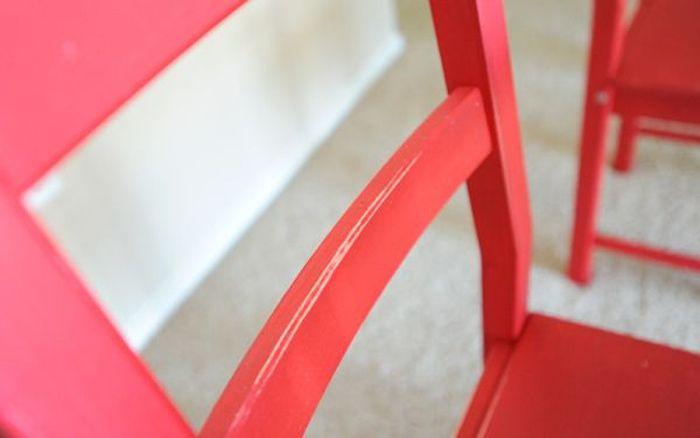 IKEA Hackers: IKEA IVAR Distressed Farm Chairs