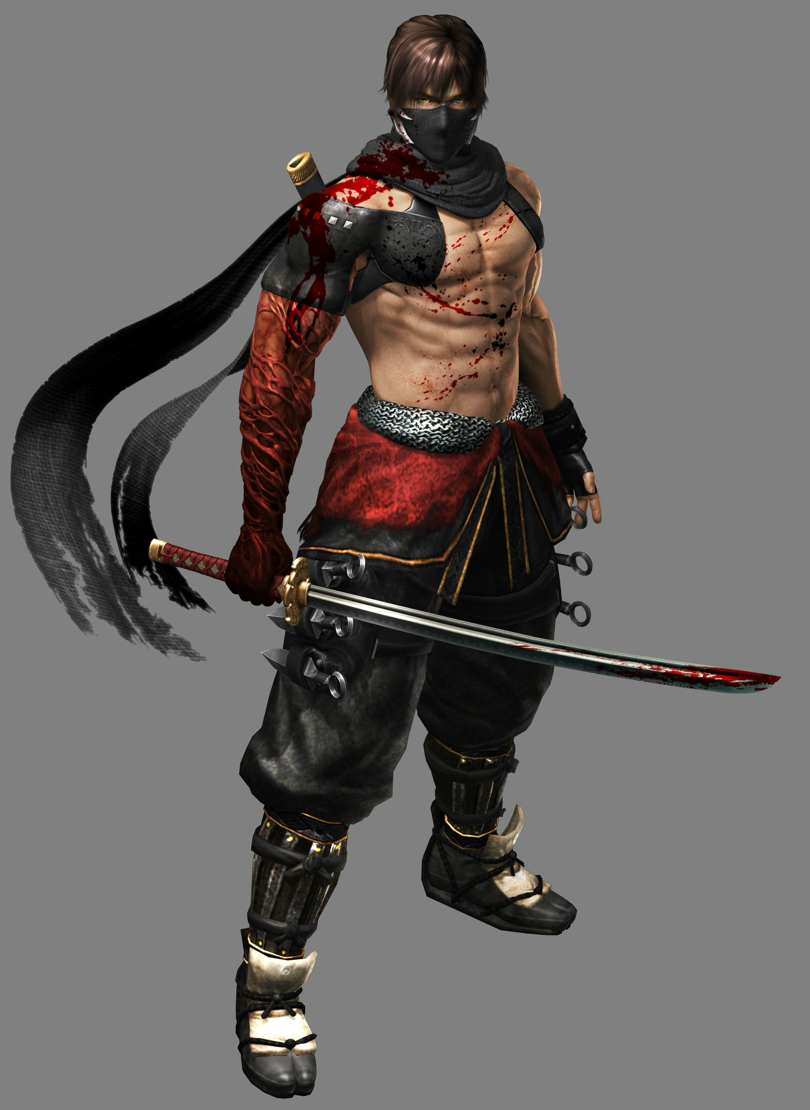 Games Movies Music Anime Ninja Gaiden 3 Razor's Edge